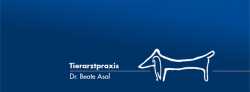 Tierarztpraxis Asal Logo_Werbeküche